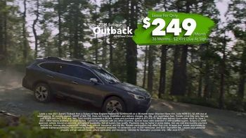 Subaru Go Green Event TV Spot, 'Grow With Love: Outback' [T2] - Thumbnail 8