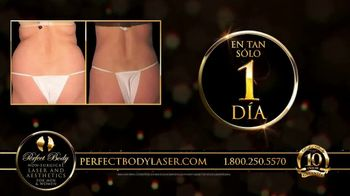 Perfect Body Laser and Aesthetics TV Spot, 'Para hombres y mujeres' [Spanish] - Thumbnail 7