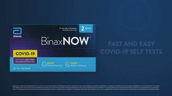 Abbott BinaxNOW TV Spot, 'Get Together With Confidence' - Thumbnail 8