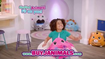 MushABellies Janimals TV Spot, 'Say Hello: $29.99' - 30 commercial airings