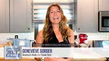 America's Steals & Deals TV Spot, 'Lotus Trolley Bag: $49.99' Featuring Genevieve Gorder
