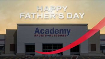 Academy Sports + Outdoors TV Spot, 'Father's Day: Footwear, Fishing Rods and Grills' - Thumbnail 1