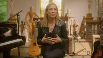 Sheryl Crow The Songs & the Stories TV Spot, '2021 Live Solo Performance Global Live Stream'