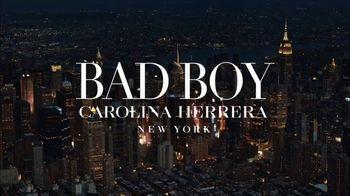 Carolina Herrera Bad Boy TV Spot, 'Lightning' Featuring Karlie Kloss, Ed Skrein, Song by Chris Isaak - Thumbnail 1