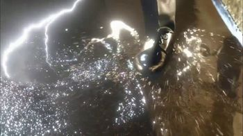 Carolina Herrera Bad Boy TV Spot, 'Lightning' Featuring Karlie Kloss, Ed Skrein, Song by Chris Isaak - Thumbnail 3