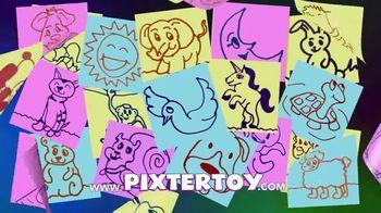 Pixter Toy TV Spot, 'Step-by-Step'