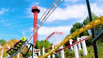 Six Flags Magic Mountain TV Spot, 'Las montañas rusas más emocionantes' [Spanish]