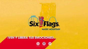 Six Flags Magic Mountain TV Spot, 'Las montañas rusas más emocionantes' [Spanish] - Thumbnail 9