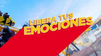 Six Flags Magic Mountain TV Spot, 'Las montañas rusas más emocionantes' [Spanish] - Thumbnail 3