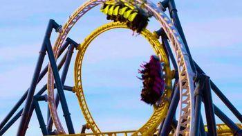 Six Flags Magic Mountain TV Spot, 'Las montañas rusas más emocionantes' [Spanish] - Thumbnail 4