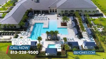 GL Homes TV Spot, 'New Models Open: No CDDs from the $400s'