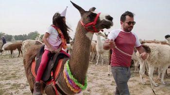 Pantaya TV Spot, 'De Viaje Con los Derbez 2' canción de Juan Gabriel [Spanish]