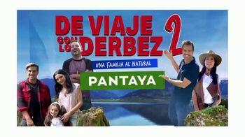 Pantaya TV Spot, 'De Viaje Con los Derbez 2' canción de Juan Gabriel [Spanish] - Thumbnail 9