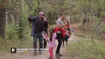 Pantaya TV Spot, 'De Viaje Con los Derbez 2' canción de Juan Gabriel [Spanish] - Thumbnail 2