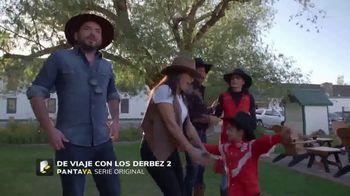 Pantaya TV Spot, 'De Viaje Con los Derbez 2' canción de Juan Gabriel [Spanish] - Thumbnail 3
