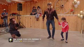 Pantaya TV Spot, 'De Viaje Con los Derbez 2' canción de Juan Gabriel [Spanish] - Thumbnail 4