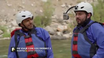 Pantaya TV Spot, 'De Viaje Con los Derbez 2' canción de Juan Gabriel [Spanish] - Thumbnail 5