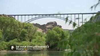 Pantaya TV Spot, 'De Viaje Con los Derbez 2' canción de Juan Gabriel [Spanish] - Thumbnail 6
