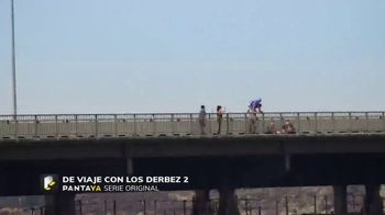 Pantaya TV Spot, 'De Viaje Con los Derbez 2' canción de Juan Gabriel [Spanish] - Thumbnail 7
