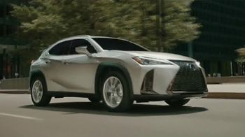 2021 Lexus UX TV Spot, 'A Different Frontier' Song by KRANE, Jupe [T2] - 4284 commercial airings