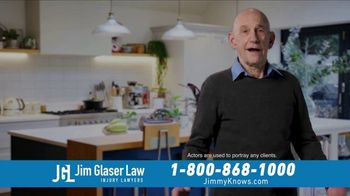 Jim Glaser Law TV Spot, 'Workers' Comp: After Retiring' - Thumbnail 1