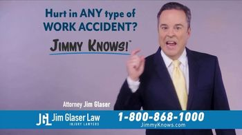Jim Glaser Law TV Spot, 'Workers' Comp: After Retiring' - Thumbnail 9