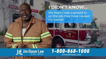 Jim Glaser Law TV Spot, 'Workers' Comp: After Retiring' - Thumbnail 3