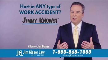 Jim Glaser Law TV Spot, 'Workers' Comp: After Retiring' - Thumbnail 5