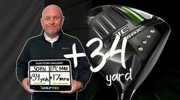 GolfTEC TV Spot, 'Callaway: Epic Ball Speed' - Thumbnail 7