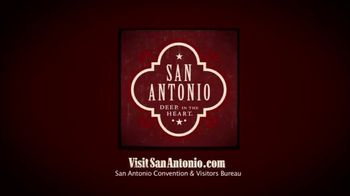 Visit San Antonio TV Spot, 'Hundreds of Attractions' - Thumbnail 9