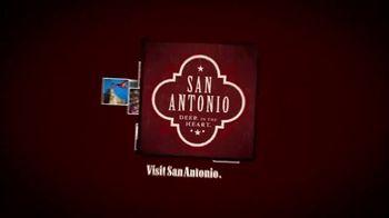Visit San Antonio TV Spot, 'Hundreds of Attractions' - Thumbnail 8