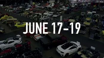 Barrett-Jackson TV Spot, '2021 Las Vegas: Convention Center West Hall' - Thumbnail 2