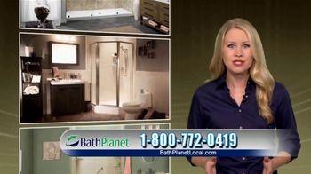 Bath Planet of Chicago Dream Bathroom Sale TV Spot, '60% Off Installation' - Thumbnail 3
