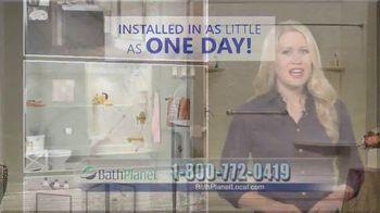 Bath Planet of Chicago Dream Bathroom Sale TV Spot, '60% Off Installation' - Thumbnail 4