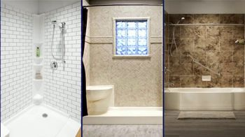 Bath Planet of Chicago Dream Bathroom Sale TV Spot, '60% Off Installation' - Thumbnail 5