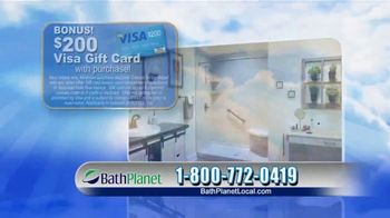 Bath Planet of Chicago Dream Bathroom Sale TV Spot, '60% Off Installation' - Thumbnail 8