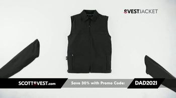 SCOTTeVEST TV Spot, 'Father's Day: Carry All Your Stuff'
