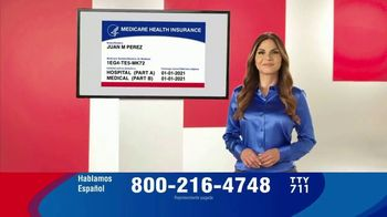 MedicareAdvantage.com TV Spot, 'Ayuda personalizada' [Spanish]