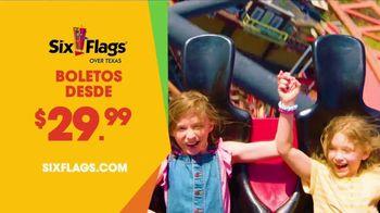Six Flags Over Texas TV Spot, 'Despierta' [Spanish] - Thumbnail 8