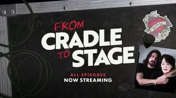 Paramount+ TV Spot, 'From Cradle to Stage' Song by Foo Fighters