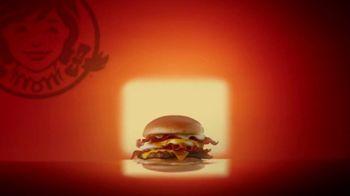 Wendy's Breakfast TV Spot, 'Tomorrow: Baconator' - Thumbnail 2