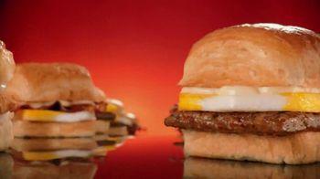 Wendy's Breakfast TV Spot, 'Tomorrow: Baconator' - Thumbnail 6