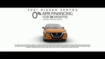 2021 Nissan Sentra TV Spot, 'Refuse to Compromise: Boxing' [T2] - Thumbnail 9