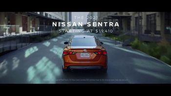 2021 Nissan Sentra TV Spot, 'Refuse to Compromise: Boxing' [T2] - Thumbnail 7