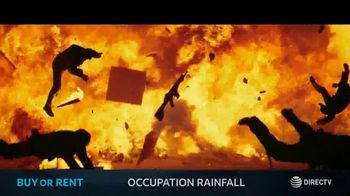 DIRECTV Cinema TV Spot, 'Occupation Rainfall'