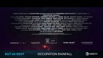 DIRECTV Cinema TV Spot, 'Occupation Rainfall' - Thumbnail 8