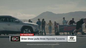 2022 Hyundai Tucson TV Spot, 'Question Everything: Strongest Man' Featuring John Buccigross [T1] - Thumbnail 5