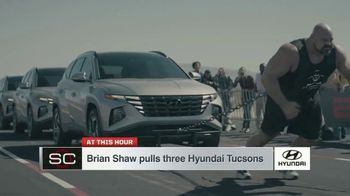 2022 Hyundai Tucson TV Spot, 'Question Everything: Strongest Man' Featuring John Buccigross [T1] - Thumbnail 6