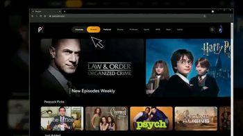 Peacock TV TV Spot, 'PowerNation' - Thumbnail 6