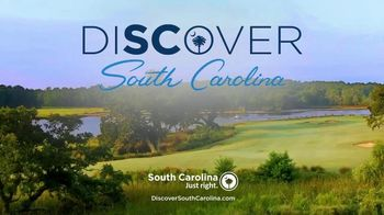 Discover South Carolina TV Spot, 'SC is Open: When You're Ready for Your Next Great Round, Tee Off in South Carolina' - Thumbnail 7